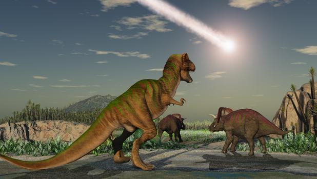 Hallan Los Restos Mas Puros Del Meteorito Que Mato A Los Dinosaurios Que fue un meteorito lo que a la larga acabó matando a todos los dinosaurios es algo conocido y aceptado por la comunidad científica. del meteorito que mato a los dinosaurios