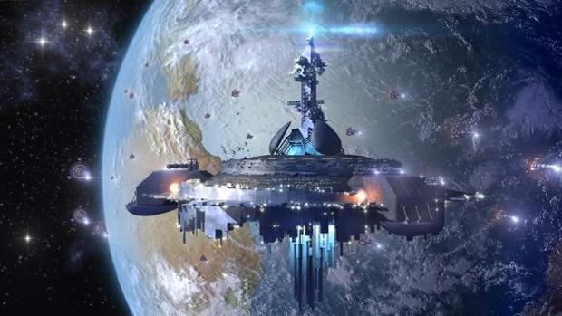 Podría una civilización extraterrestre extinta salvar la humanidad?