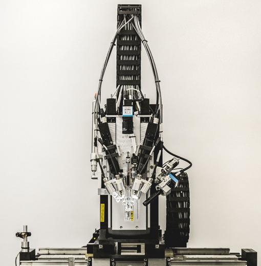 La «máquina de coser» de Neuralink