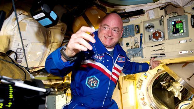 Scot Kelly, astronauta de la NASA