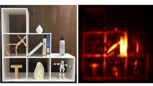 Reconstrucción de una escena a través de la tecnología empleada en el estudio