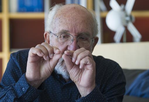 Nobel de Física 2019 Michel Mayor