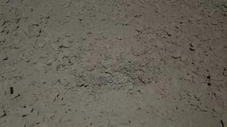 Publican una nueva imagen de la extraña sustancia encontrada en la Luna