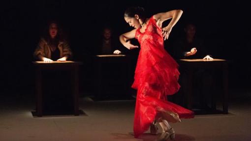 Patricia Guerrero, in her last show «Dystopia»