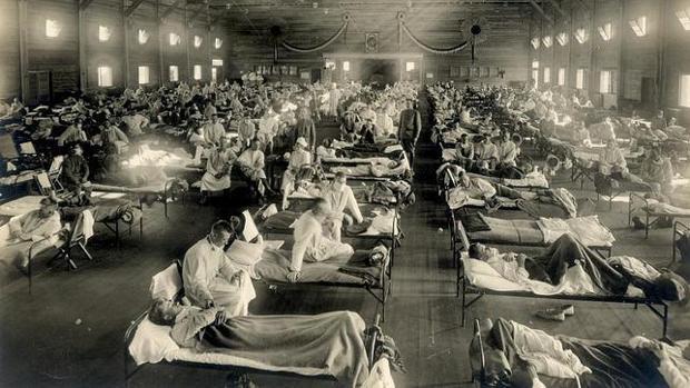 ¿Desde cuándo el ser humano sufre epidemias?