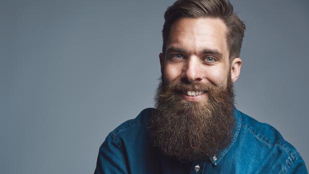 El ser humano es el único gran simio que tiene barba