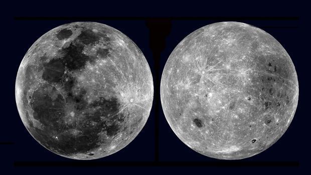 Nueva explicación al misterio de la cara oculta de la Luna