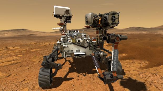 Ocho cosas que debes saber sobre Perseverance, el rover que buscará vida en Marte