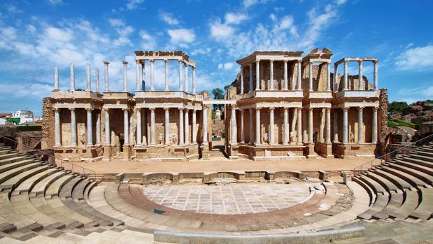 Los romanos abandonaron Hispania durante un importante cambio climático