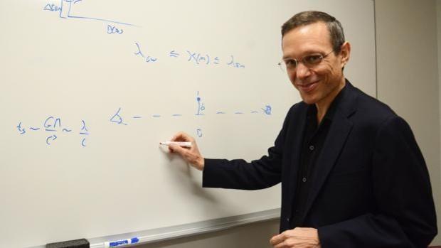El astrofísico de Harvard Avi Loeb