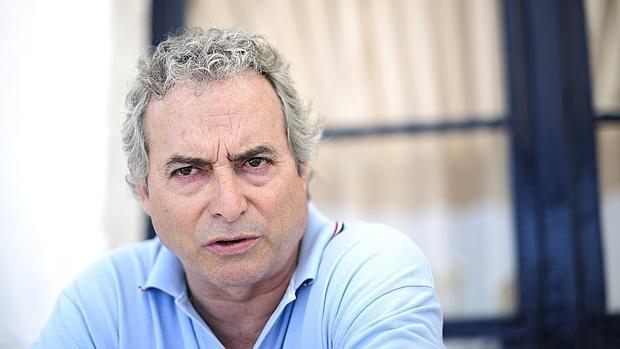 El escritor Ildefonso Falcones, en una imagen de archivo