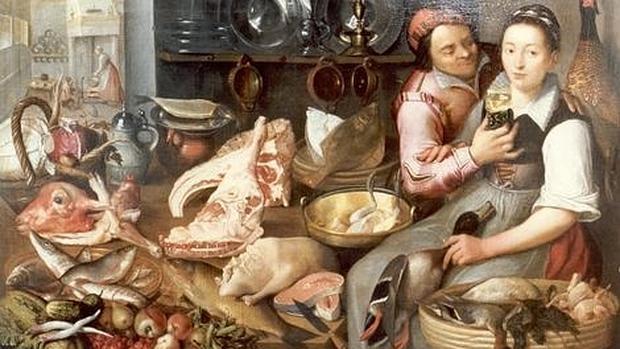 Una de las obras de Floris van Schooten robadas