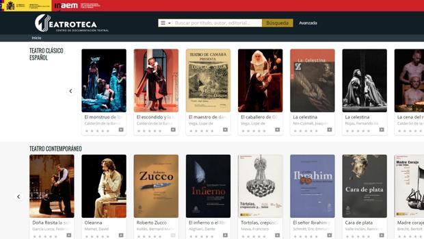 Teatroteca: más de mil obras de teatro online