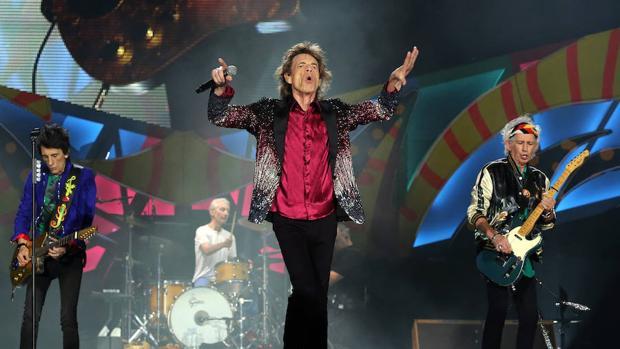 Los Rolling Stones en La Habana