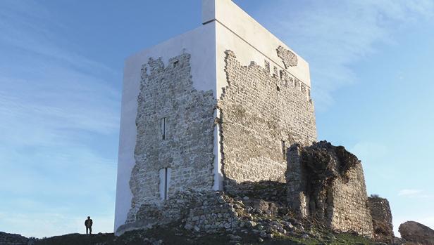 Restauración de la Torre del Castillo de Matrera por Carlos Quevedo Rojas