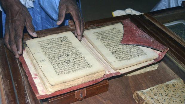 Uno de los manuscritos del desierto mauritano que será digitalizado