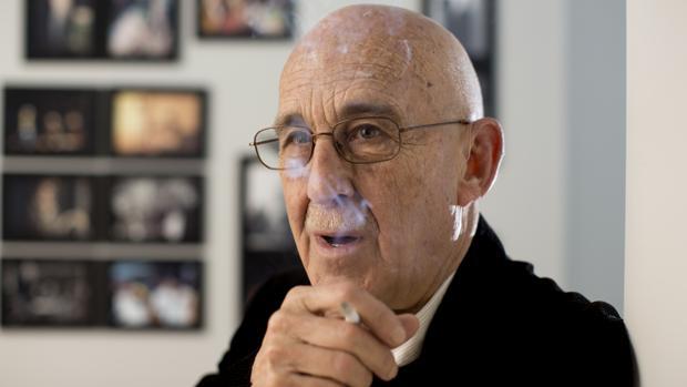 José Sanchís Sinisterra, uno de los candidatos a la silla k
