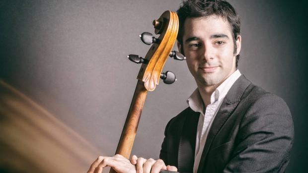 El violonchelista Pablo Ferrández