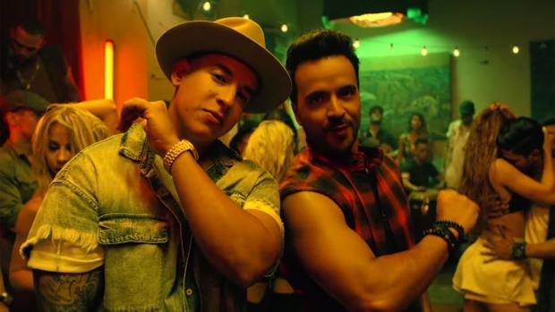Fotograma del videoclip de «Despacito», la cación de Luis Fonsi y Daddy Yankee