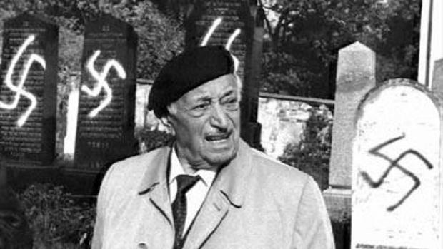 Simon Wiesenthal, el más célebre «cazadror de nazis»