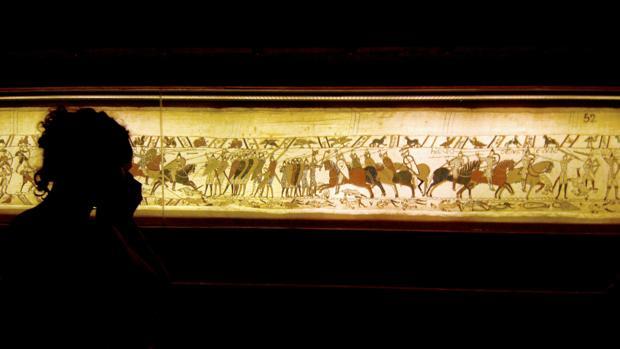 El «Tapiz de Bayeux»
