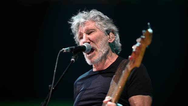 Roger Waters, durante el concierto