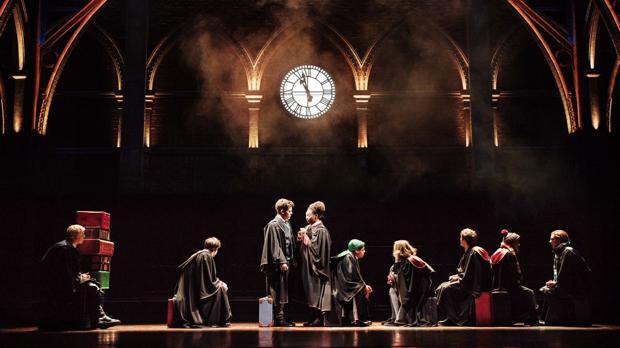 Un prestreno de «Harry Potter and the Cursed Child»