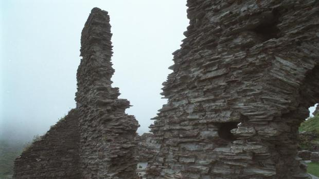 El castillo de Tingale