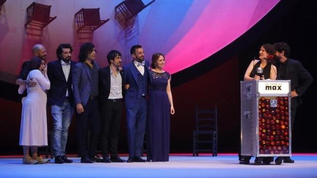 Entrega de los premios Max de las artes escenicas