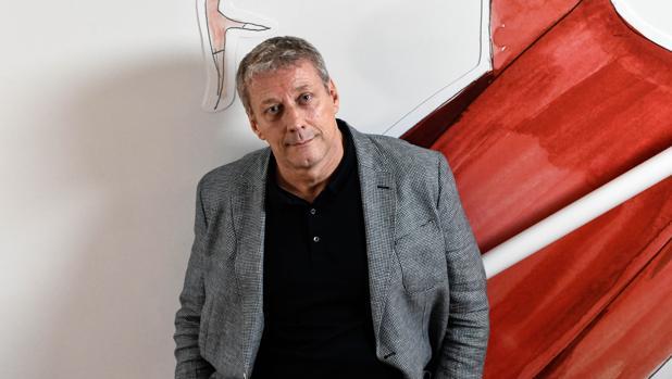 Daniel Bianco, director del teatro de la Zarzuela