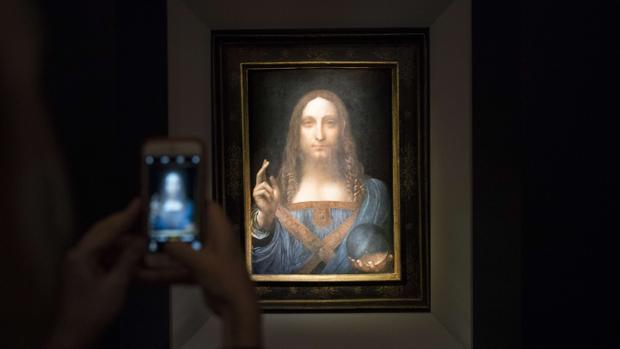 El «Salvator Mundi», el cuadro más caro de la historia