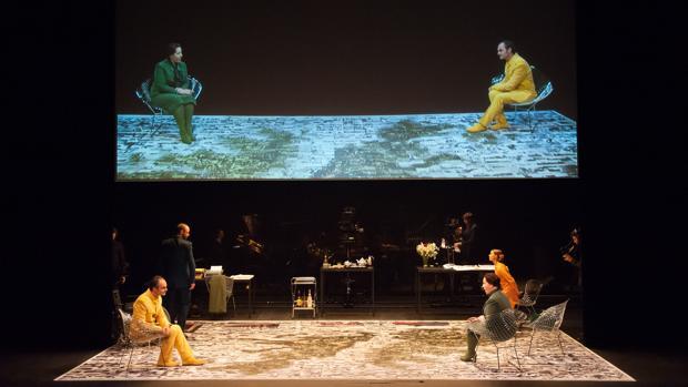 La ópera «Aliados», de Sebastián Rivas