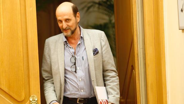 El actual presidente de SGAE, José Miguel Fernández Sastrón