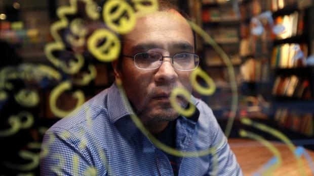 El escritor mexicano Yuri Herrera