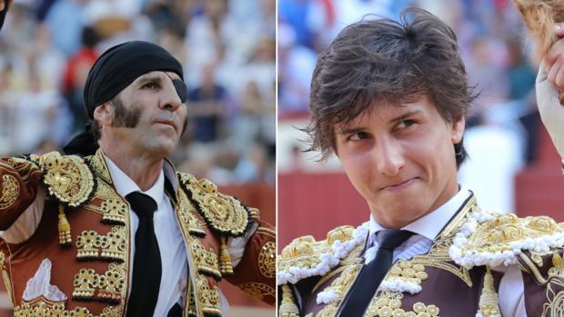 Juan José Padilla y Andrés Roca Rey
