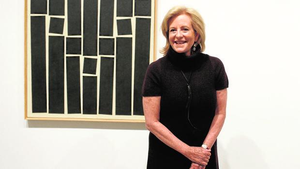 La coleccionista venezolana Patricia Phelps de Cisneros