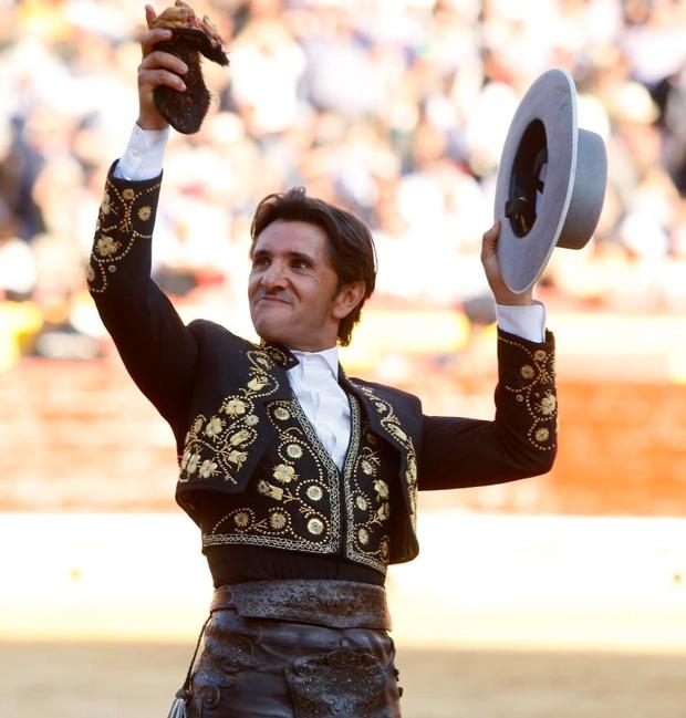 Diego Ventura, en Castellón