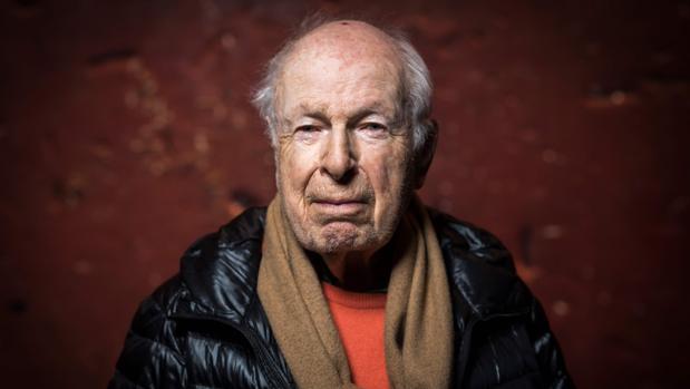 El director de teatro británico Peter Brook, premio Princesa de Asturias de las Artes 2019