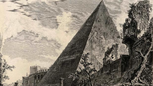 «Piramide di C. Cestio»