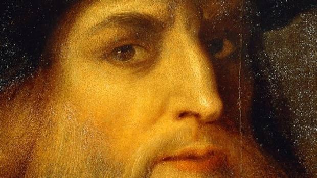 Supuesto retrato de Leonardo da Vinci