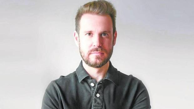 El escritor madrileño Paul Pen