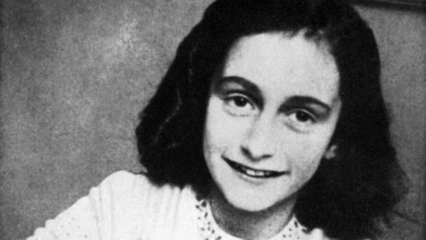 Ana Frank, en 1941