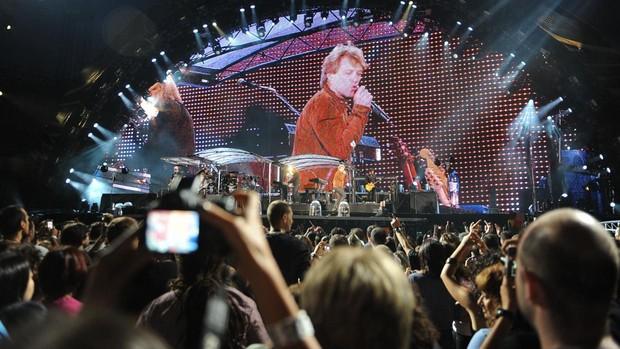 Concierto de Bon Jovi en España