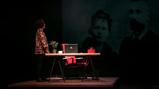 María Luisa Borruel, en «La ridícula idea de no volver a verte»