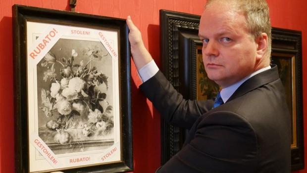 Eike Schmidt, el director de la Galería Uffizi había defendido públicamente la devolución de la obra al Palazzo Pitti