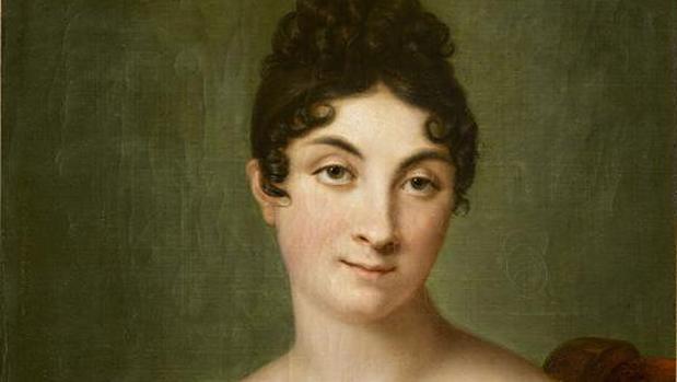 Madame de Rémusat nació (1780) y murió (1821) en París. Está enterrada en el cementerio de Père-Lachaise