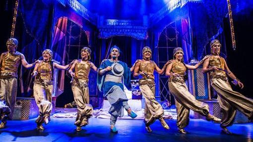 Aladín en el Teatro Cofidis