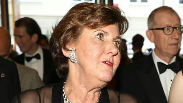 Helga Rabl-Stadler, presidenta del Festival de Salzburgo