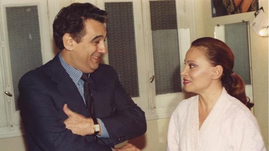 Paloma San Basilio: «El Señor Domingo fue un caballero conmigo y un gran compañero»