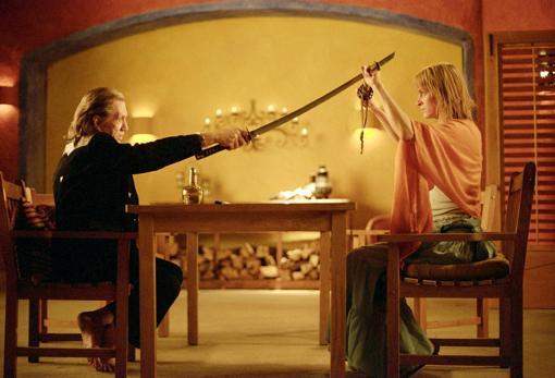 Una escena de «Kill Bill Vol. 2»
